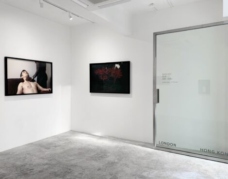 Self by Shen Wei at Flowers Gallery: Through February 27