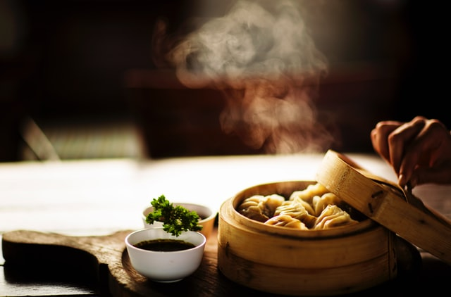 Chinese food as a new year resolutions