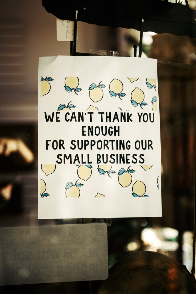 make supporting small businesses one of your new year resolutions
