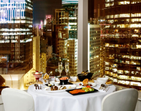 JW Marriott Hong Kong Launches Romantic Staycation for Valentine's Day
