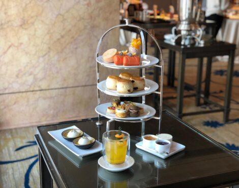Four Seasons Hotel launches Miyazaki Kumquat Afternoon Tea