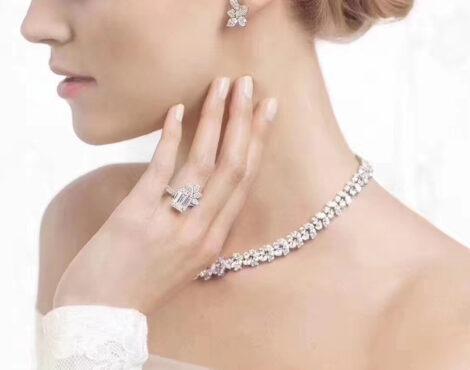 Per Sempre Launches Bespoke Diamond Jewelry Line for Valentine's
