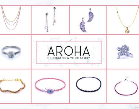 Hong Kong-Born Aroha Jewelry Debuts Ahead of Valentine's Day