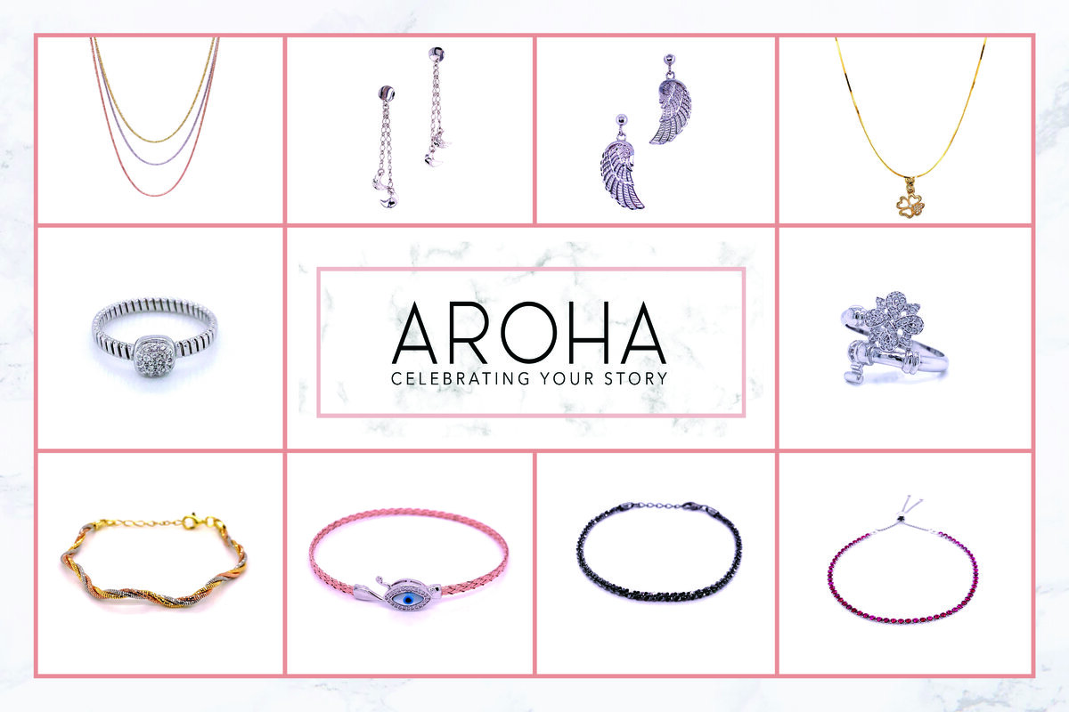 aroha jewelry