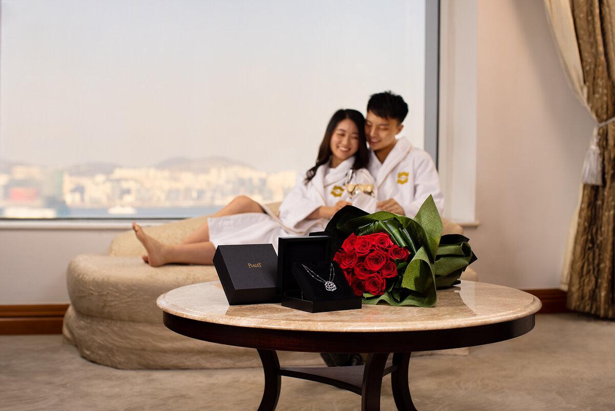 island shangri-la diamonds are forever offer Valentine's Day 2021