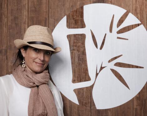 Bamboa的Julia Washbourne关于竹子如何打击气候变化