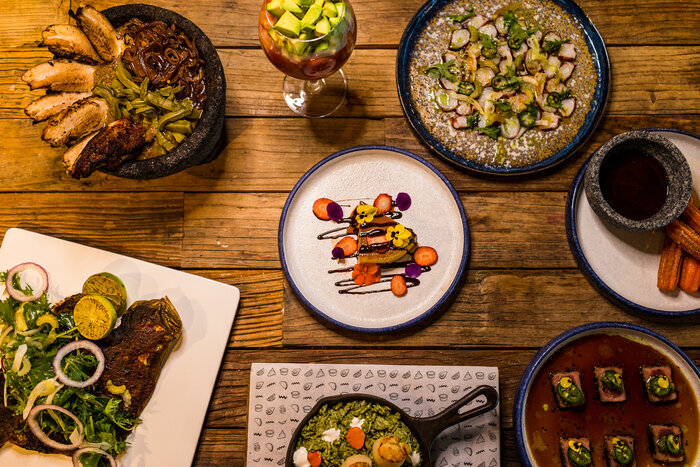 ovolo hotels meal Valentine's Day 2021