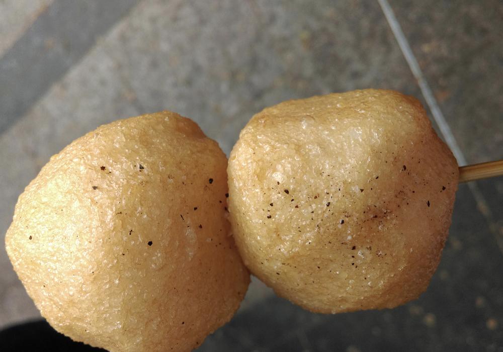 fishballs Cheung Chau