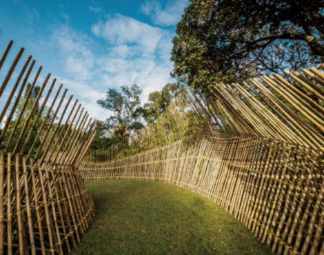 Artists Transform HK Zoological and Botanical Gardens Into Interactive Art Space