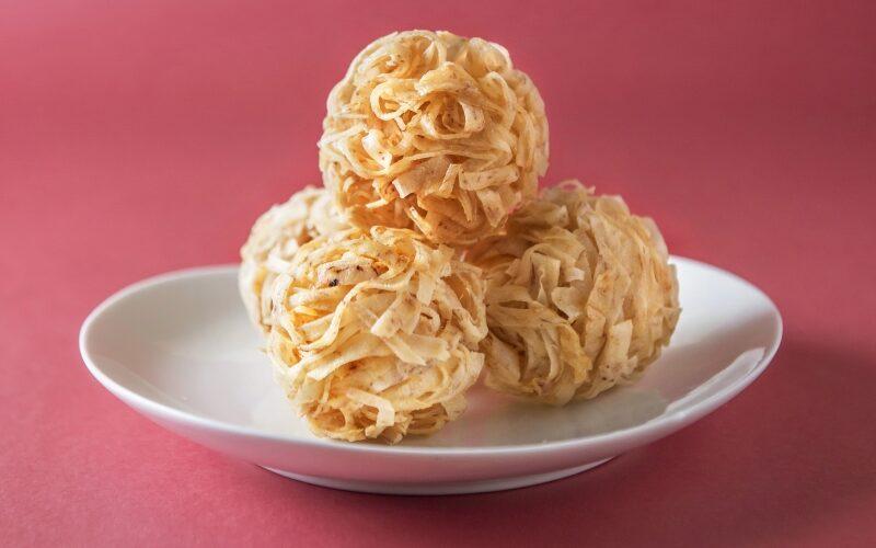 taro balls pat chun