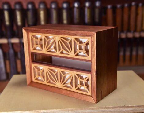 Hong Kong Carpenters Showcase 100% Made-in-HK Woodwork
