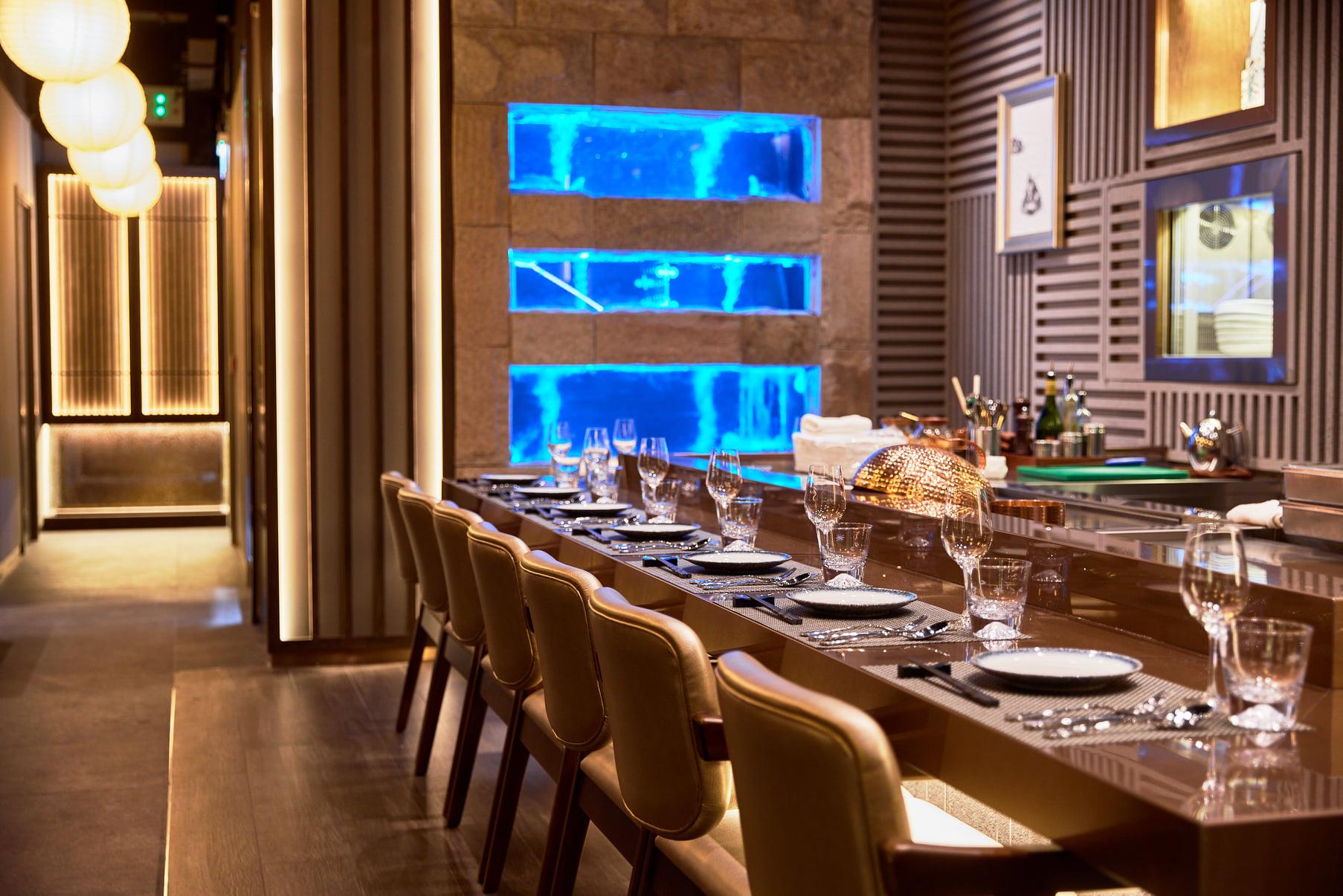 Japanese restaurants in Tseung Kwan O