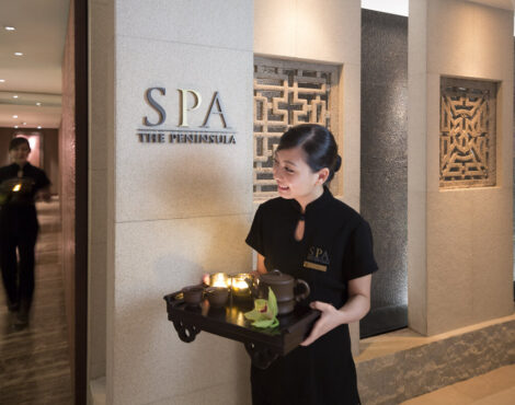Spotlight: The Peninsula Spa