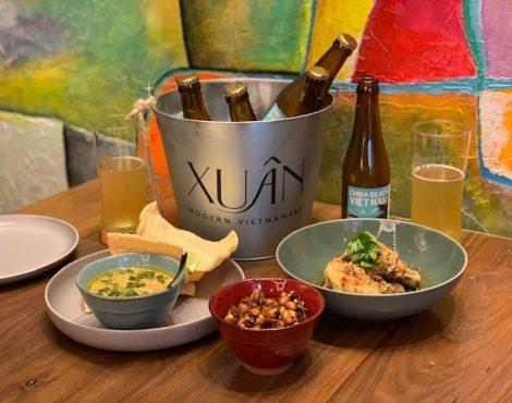 XUÂN Brings a Slice of Vietnam's Bia Hoi Beer Culture to Wanchai
