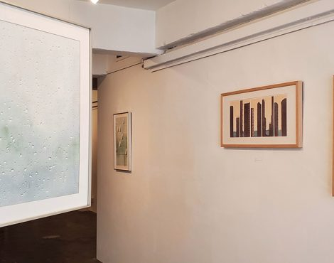 Flowers In The Window: Solo Exhibition by Carmen Ng at Karin Weber Gallery: Through March 31
