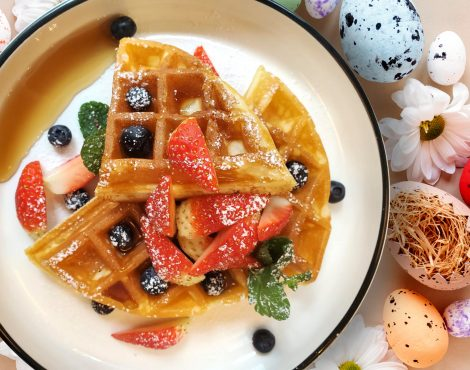 BRICK LANE Celebrates Easter with Special Kids' Meal Deals!