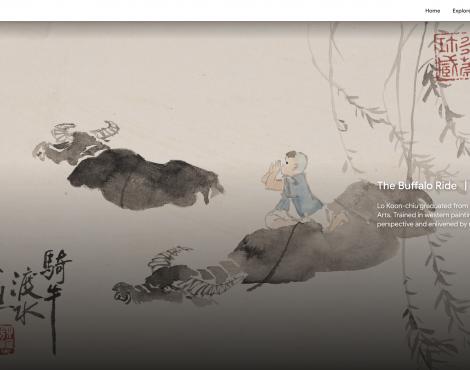 谷歌艺术文化网上展览让香港艺术走向数字化