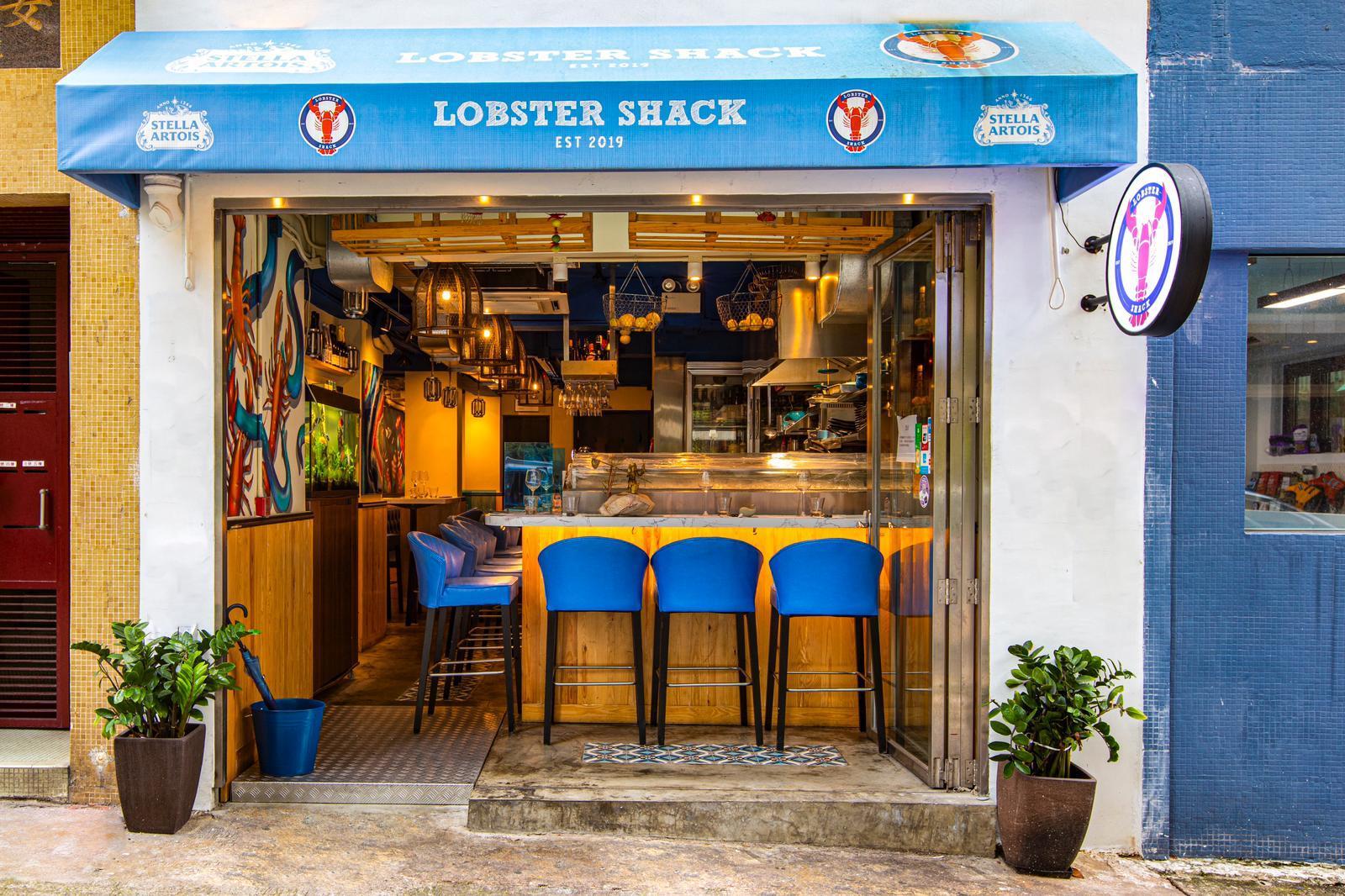 lobster shack facade