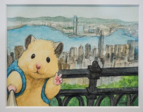 Meet Instagram-Favorite Sukeroku the Hamster at this Harbour City Exhibition