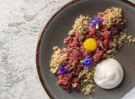 斯皮加推出精致的厨师品尝菜单优雅的意大利菜