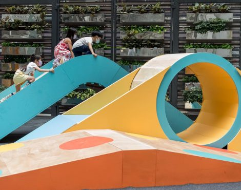 This Wan Chai Design Exhibition is All About Creative Play and Having Fun