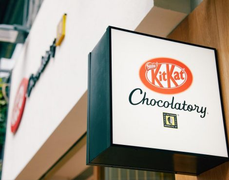 Spotlight: KitKat Chocolatory