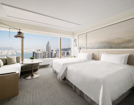 Club Access: We Check Out the New Horizon Club Rooms at Island Shangri-La
