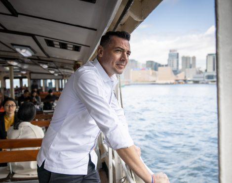 Dishin' the Dirt: Vincent Leroux Delivers Delicious, Nutritious Meals at Eatology