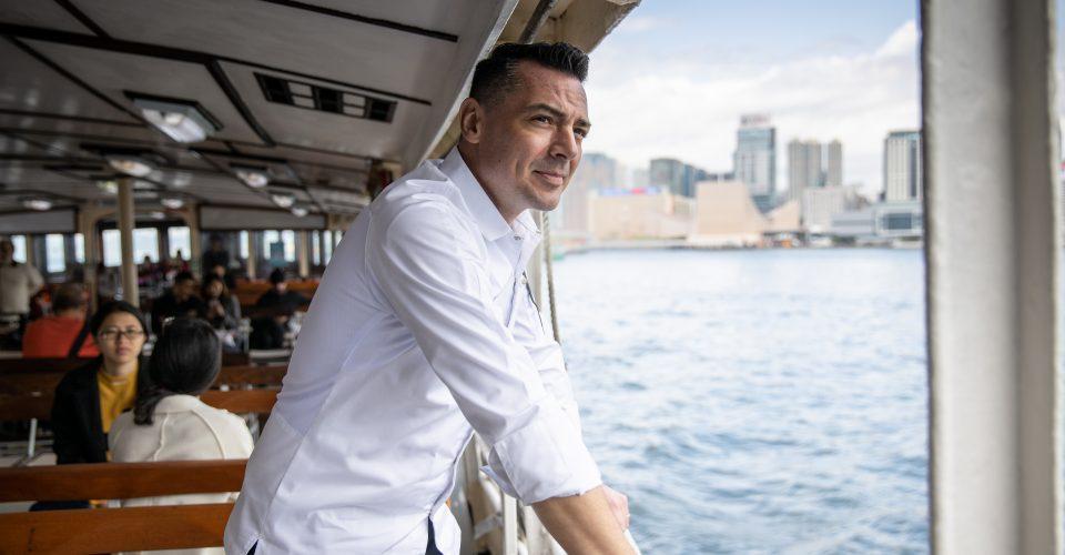 Chef Vincent Leroux Image_1