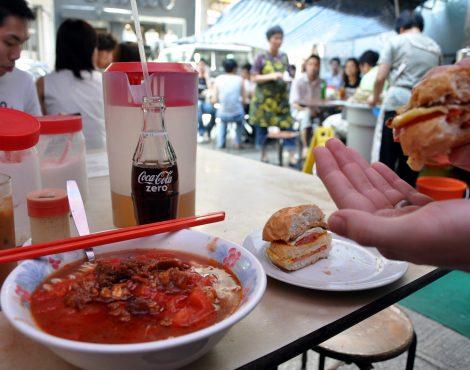 在哪里找到香港最好的番茄面条汤