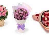 鲜花递送香港®用华丽的花束让妈妈们在这个母亲节兴奋不已