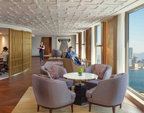 Mandarin Oriental Hong Kong Debuts The Mandarin Club and Club Staycation Offer