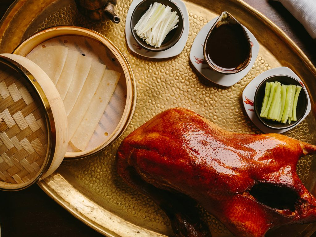 达德尔的北京鸭