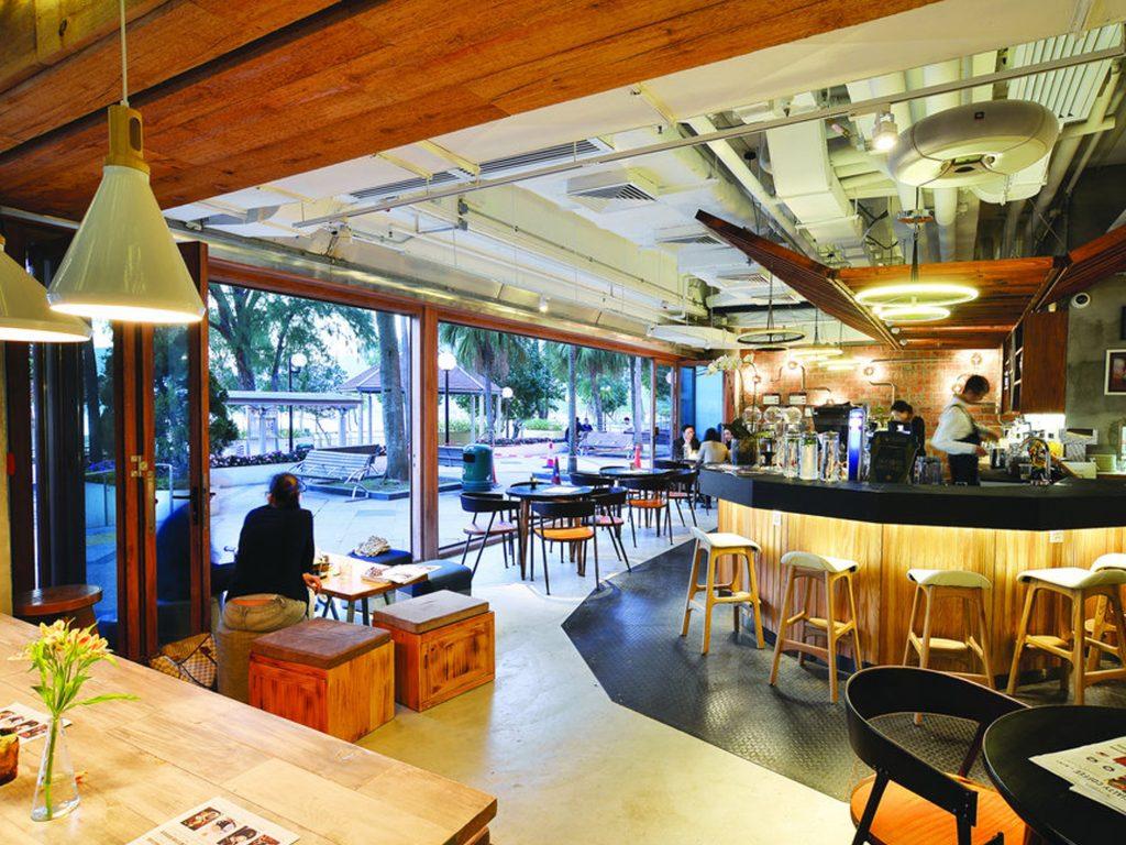 咖啡学院浅水湾