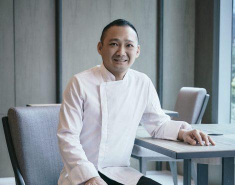 Dishin' the Dirt: Chef Hung Chi Kwong of Rùn
