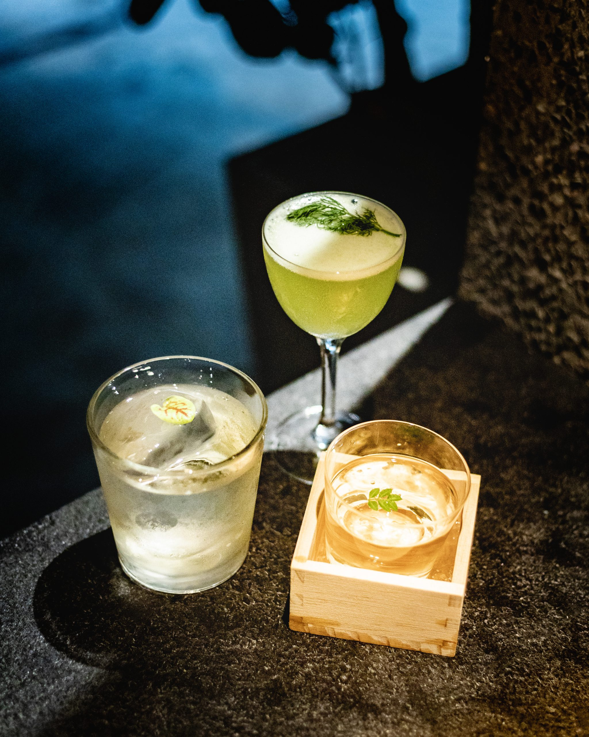 roji cocktails