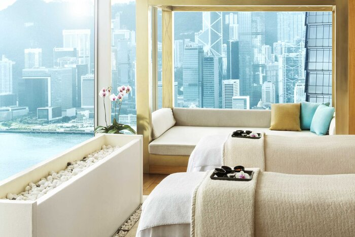 w Hong Kong bliss spa