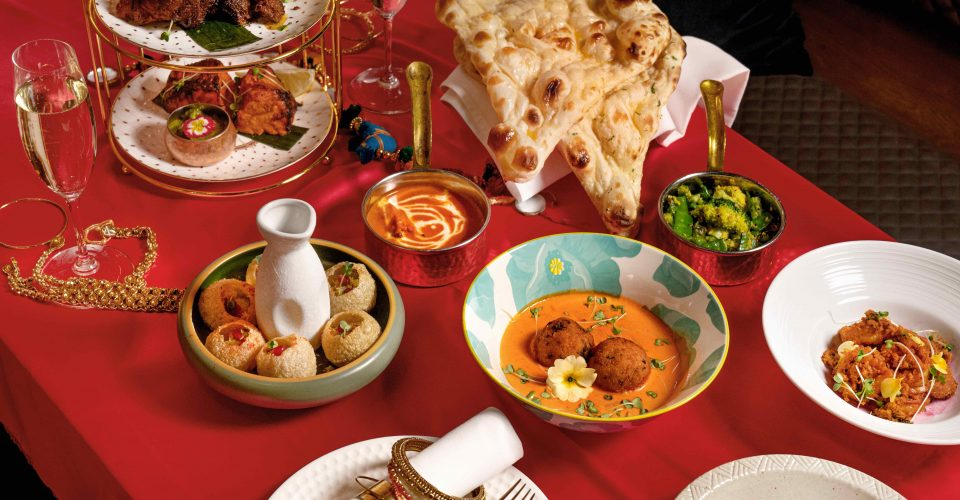 Chaiwala - Food Spread