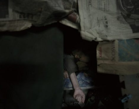 HK Photojournabist花了7年记录无家可归的社区