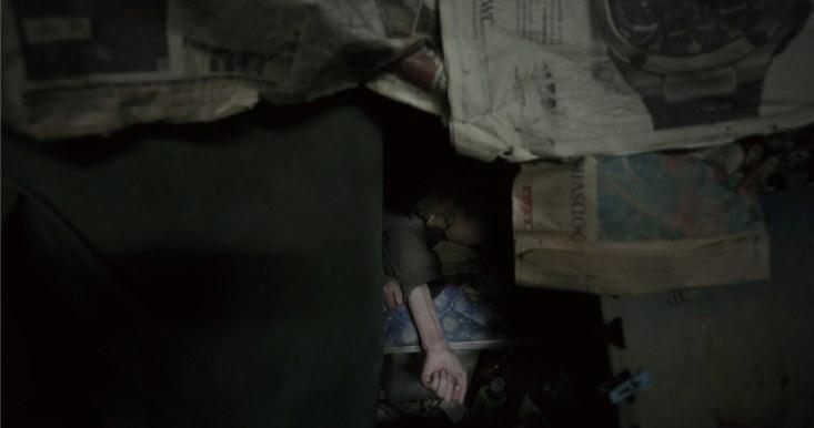 exiled homeless