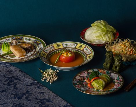 Eaton HK Introduces Expanded Vegetarian Menu at Yat Tung Heen and More