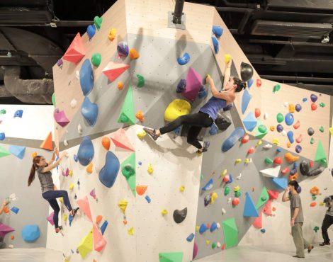 香港最佳攀岩健身房