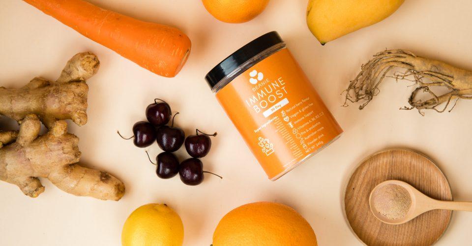 Beanie Hong Kong Limited_澳洲即沖免疫粉 – 21種超級食物 (240克)
