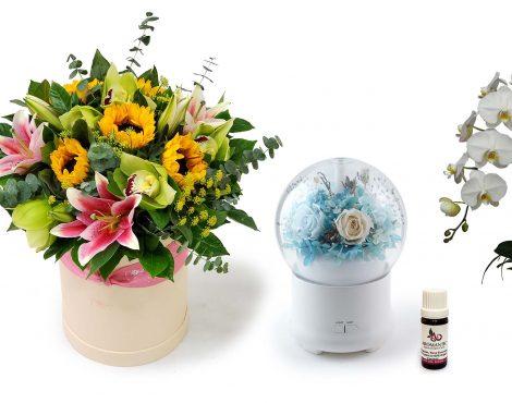 花送货香港®为这一天提供爸爸优雅的叶子