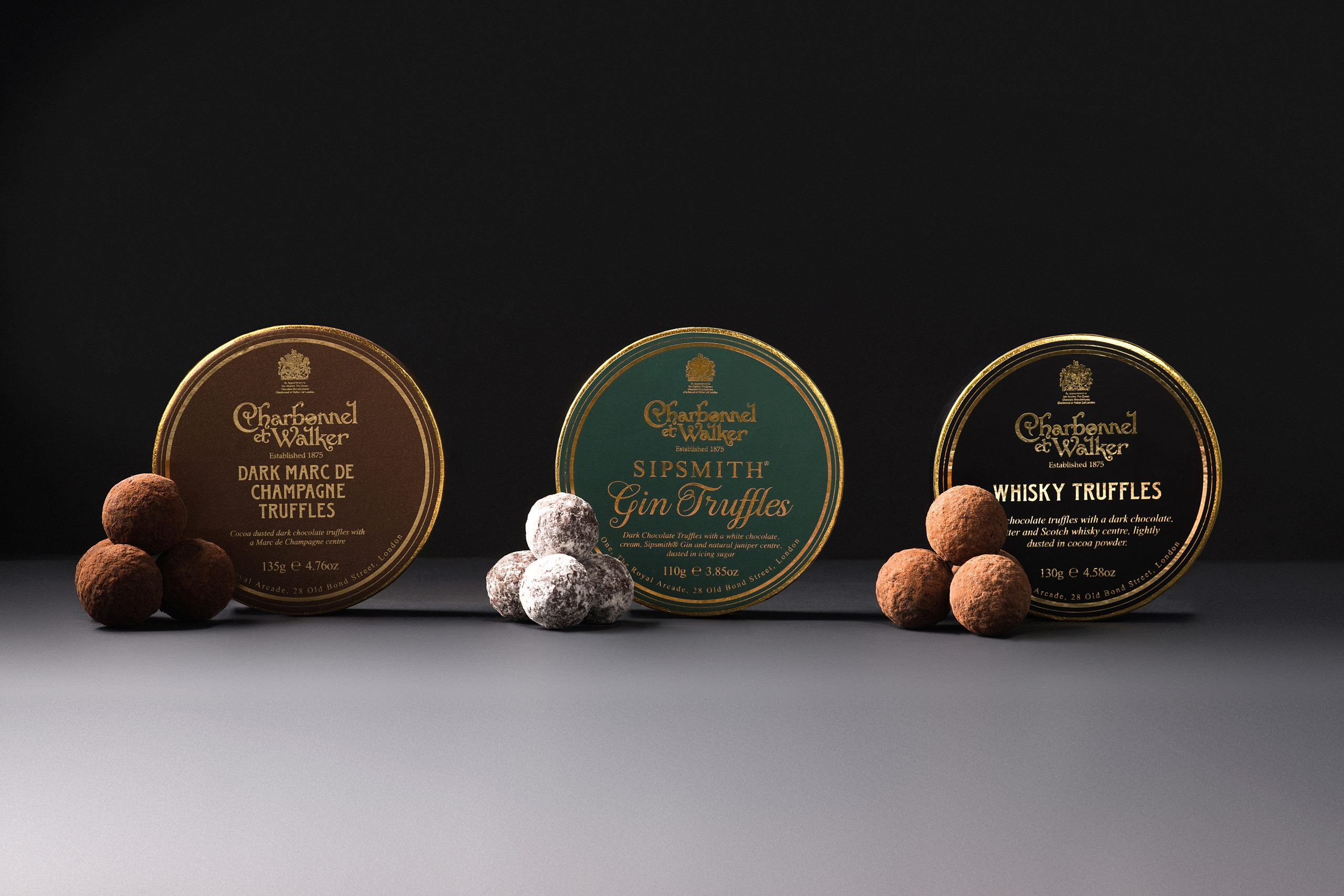 Father's Day 2021 chocolates by charbonnel et walker