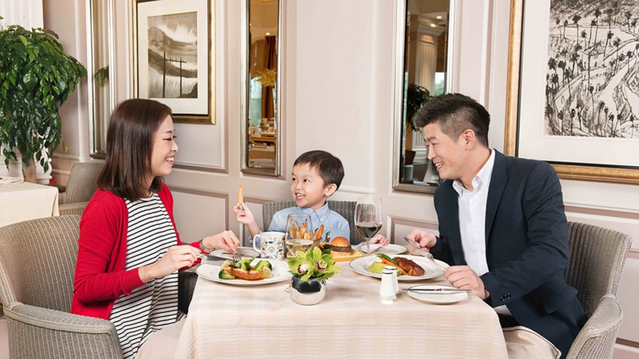 the peninsula Father's Day 2021 offers