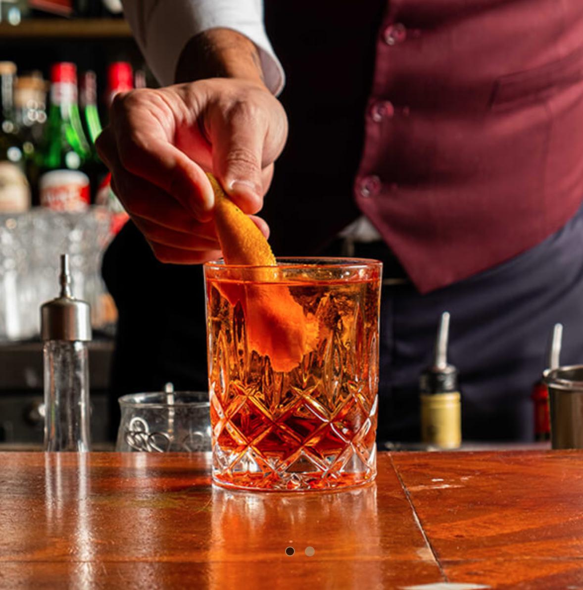 carbone cocktail