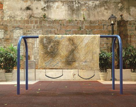 Artist Chung Ka-chun is Inspired by the City's High Humidity